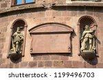 heidelberg  germany   august 25 ...   Shutterstock . vector #1199496703