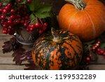 Fall Rustic Abundance...