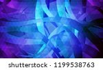 geometric design  colorful ... | Shutterstock .eps vector #1199538763