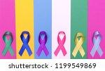 world cancer day background....