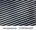 dirtier of heat exchanger plate ...   Shutterstock . vector #1199566630