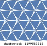 simple modern seamless... | Shutterstock .eps vector #1199583316