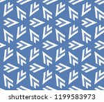simple modern seamless... | Shutterstock .eps vector #1199583973