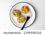 Healthy Breakfast Egg Muffins...