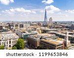 london downtown cityscape... | Shutterstock . vector #1199653846