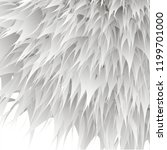 synthetic fur vector texture.... | Shutterstock .eps vector #1199701000