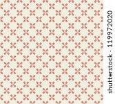 Stock vector seamless vintage pattern 119972020