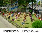 hermosillo  sonora   mexico  ... | Shutterstock . vector #1199756263