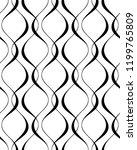 vector seamless texture. modern ... | Shutterstock .eps vector #1199765809
