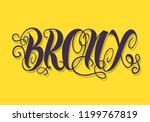 bronx new york usa  label sign  ...   Shutterstock .eps vector #1199767819