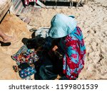sinai egypt october 6  2018... | Shutterstock . vector #1199801539