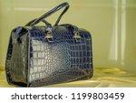 fashion women bag | Shutterstock . vector #1199803459