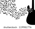 abstract mystical background... | Shutterstock .eps vector #119981776