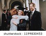 happy. good mood. parents....   Shutterstock . vector #1199830453