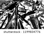 abstract background. monochrome ... | Shutterstock . vector #1199834776