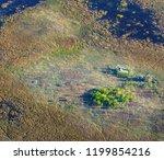 okavango delta  okavango...   Shutterstock . vector #1199854216