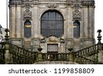 old beautiful historical... | Shutterstock . vector #1199858809