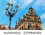 picture of a historical... | Shutterstock . vector #1199866366