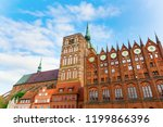 picture of the st nicolas... | Shutterstock . vector #1199866396