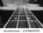 bass guitar perspective | Shutterstock . vector #1199869393
