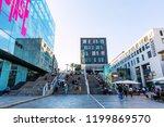stuttgart  germany   september... | Shutterstock . vector #1199869570