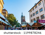 stuttgart  germany   september... | Shutterstock . vector #1199878246