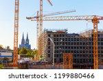 cologne  germany   september 27 ... | Shutterstock . vector #1199880466