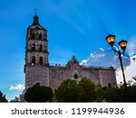 immaculate conception church  ... | Shutterstock . vector #1199944936