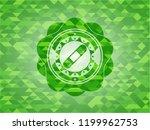 bandage plaster icon inside... | Shutterstock .eps vector #1199962753