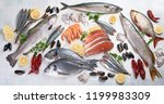 Fresh Fish And Seafood. Health...