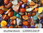 old stone wall texture as very... | Shutterstock . vector #1200012619