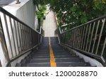 overpass  in thailand or bridge ... | Shutterstock . vector #1200028870