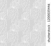 seamless floral pattern... | Shutterstock .eps vector #1200035446