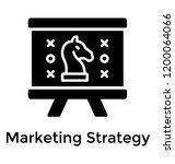 market strategy for strategic... | Shutterstock .eps vector #1200064066