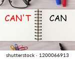 can or can't written on... | Shutterstock . vector #1200066913