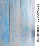 blue wooden floor for a... | Shutterstock . vector #1200091216