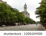 washington  dc   june 02  2018  ... | Shutterstock . vector #1200104500