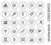 childhood icon set. collection...   Shutterstock .eps vector #1200130423