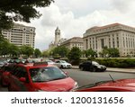 washington  dc   june 02  2018  ... | Shutterstock . vector #1200131656