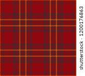 tartan plaid pattern in... | Shutterstock .eps vector #1200176863