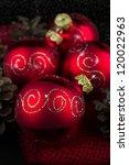 christmas decoration | Shutterstock . vector #120022963