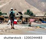 sinai egypt october 6  2018... | Shutterstock . vector #1200244483