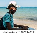 sinai egypt october 6  2018... | Shutterstock . vector #1200244519