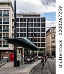 jeneva  switzerland   sep 22 ... | Shutterstock . vector #1200267259
