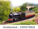 Steam Locomotive 1264 At...