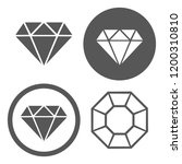 vector icons of graphic... | Shutterstock .eps vector #1200310810