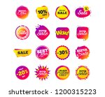 sale banner templates design.... | Shutterstock .eps vector #1200315223