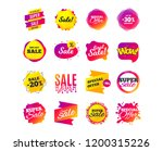 sale banner templates design.... | Shutterstock .eps vector #1200315226