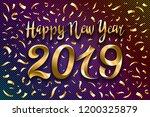 vector illustration of happy... | Shutterstock .eps vector #1200325879