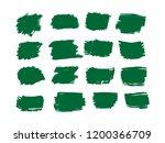 100  organic  bio  eco  natural ...   Shutterstock .eps vector #1200366709